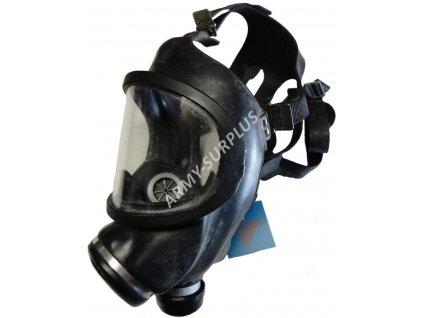Plynová maska Auer 3S s brašnou a filtrem
