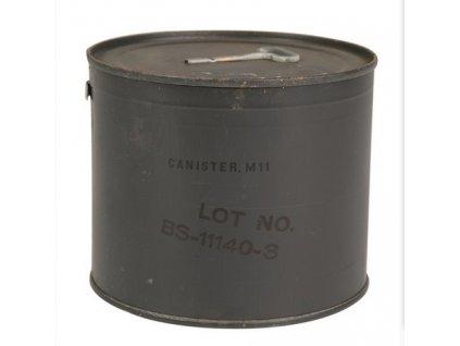Filtr M11 pro plynové masky ABC