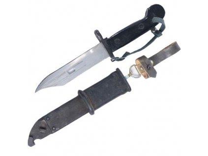 Bodák (bajonet) NVA AKM 59 DDR (47 74) originál