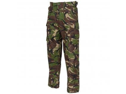 Kalhoty Lightweight britské Velká Británie DPM originál