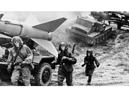 Plynová maska Rusko PRWU pro specialisty (raketové vojsko) šedá originál
