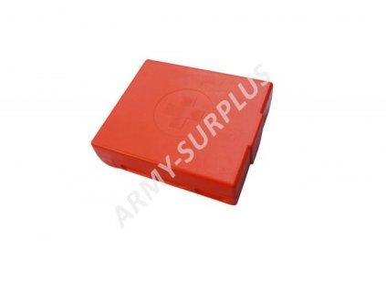 Lékarnička AČR plastová krabička červená originál