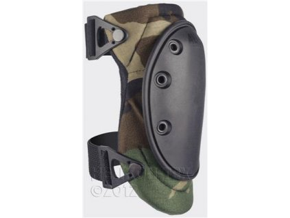 Chrániče kolen woodland Alta tactical OK-AFL-CD-03
