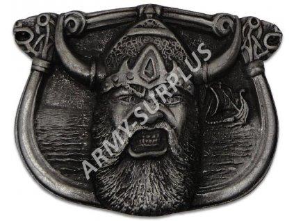 Přezka na opasek Western viking - starozinek B0927