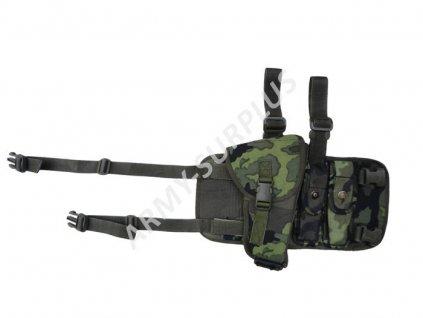 Pouzdro stehenní na pistoli vz.95