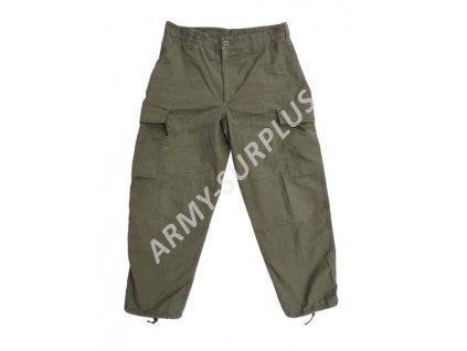 kalhoty-rakousko-ripstop-oliv-original
