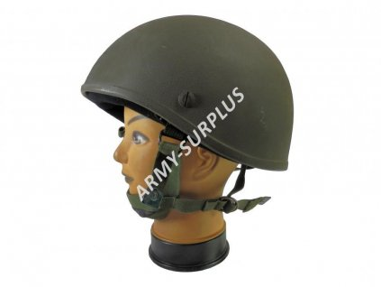 Helma (přilba) Para M76 kevlar britská s povlakem MTP Velká Británie