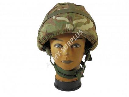 Helma (přilba) Mk6 britská Velká Británie kevlar s MTP povlakem