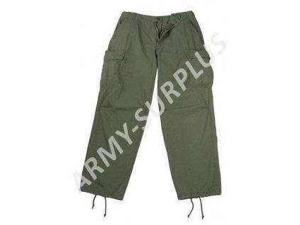 Kalhoty BDU Vietnam oliv Texar ripstop