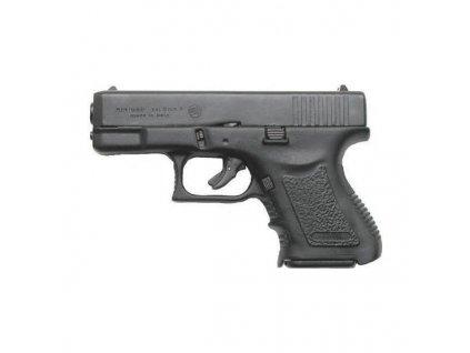 Plynová (expanzní) pistole MINIGAP Bruni (replika Glock 30) 9mm PAK
