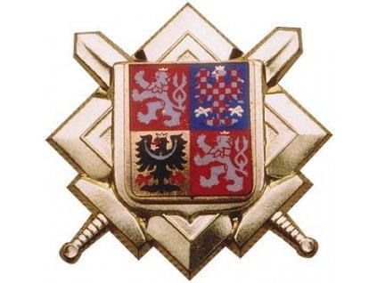 Odznak AČR smaltovaný zlatový originál
