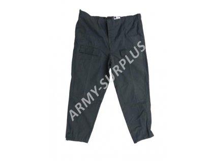 Kalhoty ČSLA tankistické (čerňáky) originál černé