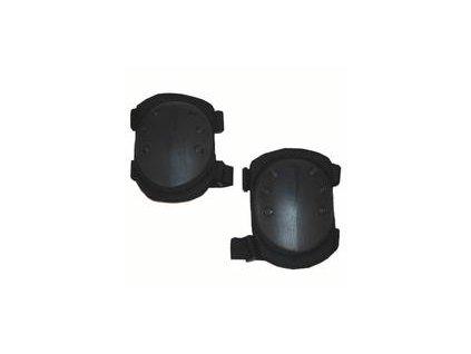 Chrániče kolen černé Fostex