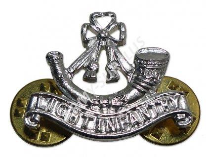 Odznak britský Velká Británie 95th light infantry