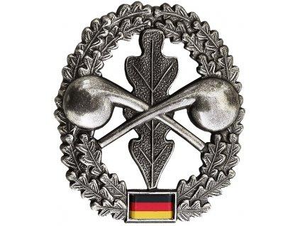 Odznak na baret BW (Bundeswehr) ABC-Abwehr