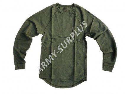 Tričko (triko) nátělník termo AČR vz.2010 oliv dlouhý rukáv
