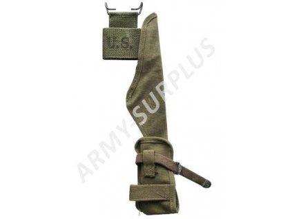 Obal (závěs) na krompáč (krumpáč) US válečný M1910 originál