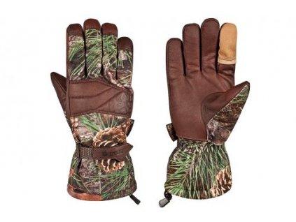 Myslivecké rukavice Holík Evelyn Open 8316- zimní