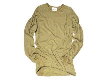 Tričko (triko) termo Holandsko dlouhý rukáv