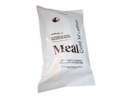Bojová dávka potravy Food packet Cold Weather MRE MCW US (BDP, KDP)