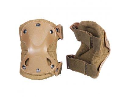 Chrániče kolen 101 INC coyote tvarované