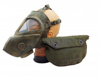 Plynová maska  XM28 (Kobylka) US Vietnam