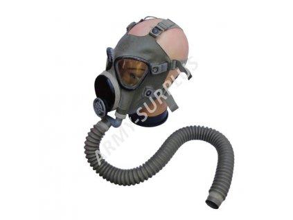 Plynová maska US M3A1 Diaphragm použitá 1942
