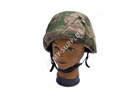 Helma (přilba) US PASGT s povlakem multicamo UTP cvičná Kombat