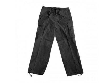 Kalhoty US ECWCS trilaminát černé