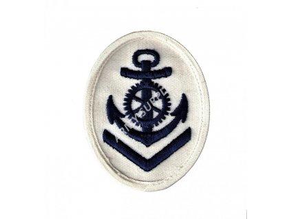 Nášivka námořní kotva NVA 11