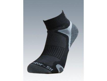 Ponožky Operator short black Batac OPSH-01