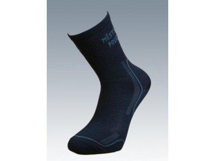 Ponožky Operator black Batac - Městská policie OP01MP