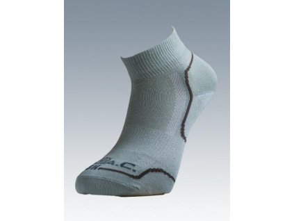 Ponožky Classic short light green Batac CLSH-15