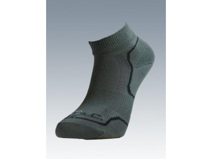 Ponožky Classic short olive Batac CLSH-02
