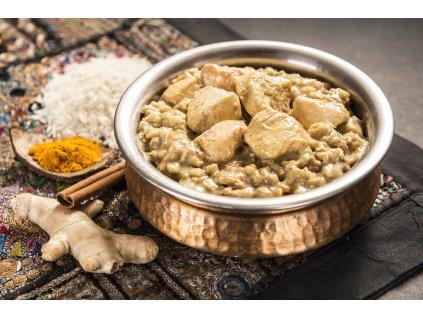 Adventure Menu Kuře Korma s rýží (hotová strava) 400g BEZ LEPKU
