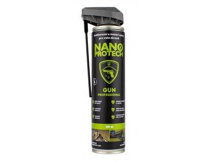 Antikorozní sprej  Professional 300 ml Nanoprotech Gun