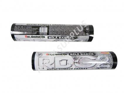 Dýmovnice RDG2 bílá airsoft