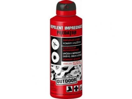 Repelent Predator Outdoor Impregnace spray 200 ml