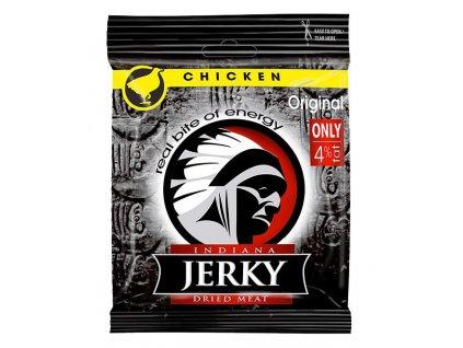 Sušené kuřecí maso 25g Jerky Chicken Original