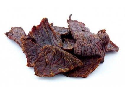 Sušené hovězí maso 100g Jerky Beef Original