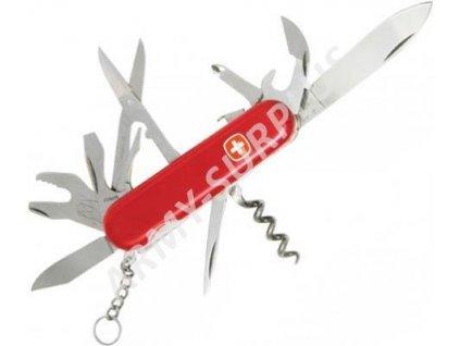 Nůž multifunkční Wenger Security 41 AF.1.41.63