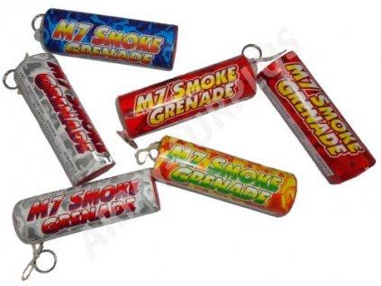 Dýmovnice M7 Smoke trhací Grenade