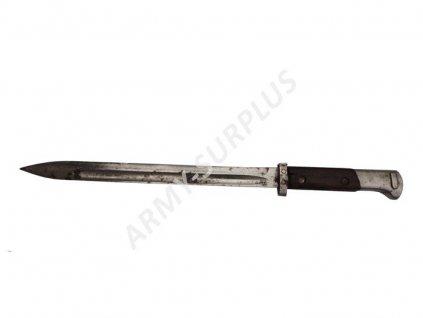 Bodák (bajonet) CZ vz.24 použitý stříbrný