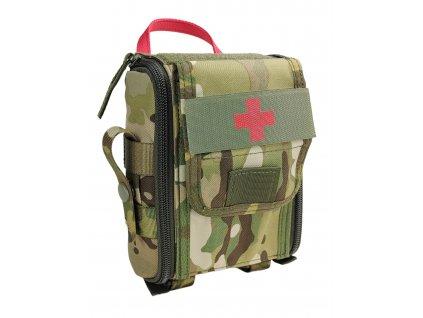 Lékarnička AFAK-PARAMEDIC  First Aid Kit multicamo SPM 42ZXX