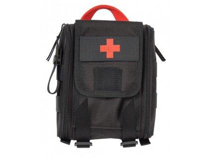 Lékarnička AFAK-Aegis First Aid Kit AČR SPM černá 42D15