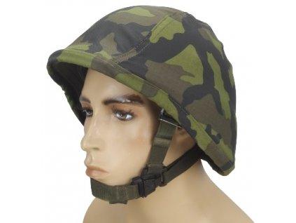 Potah (povlak,obal,převlek) na helmu vz.95 AČR SPM ripstop 14200