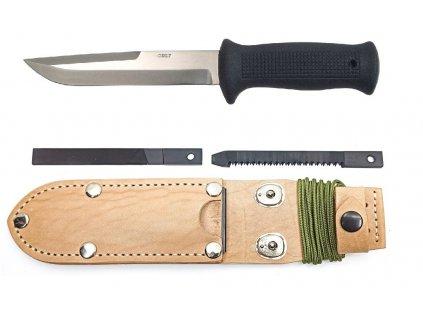 Nůž Uton Mikov 362-NG-4 VZOR 75/PRI-Ni pouzdro niklované druky