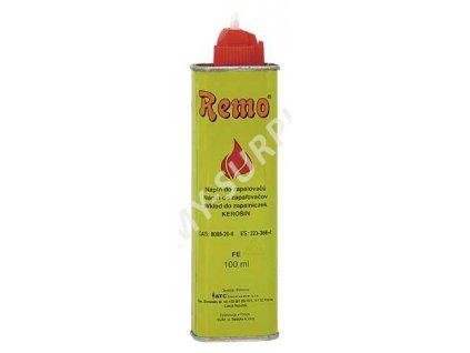 Benzín do zapalovače a kapesních ohřívačů REMO
