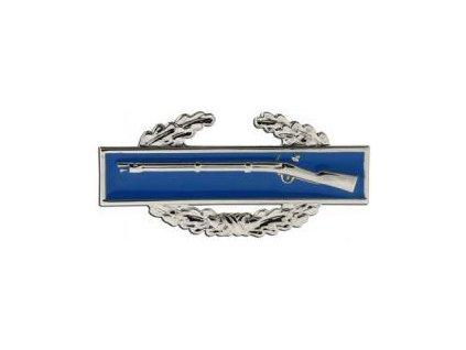 Odznak US Infantryman (pěchota) originál