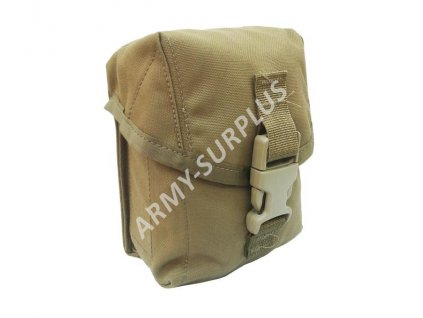 Sumka molle 100 round utility pouch coyote